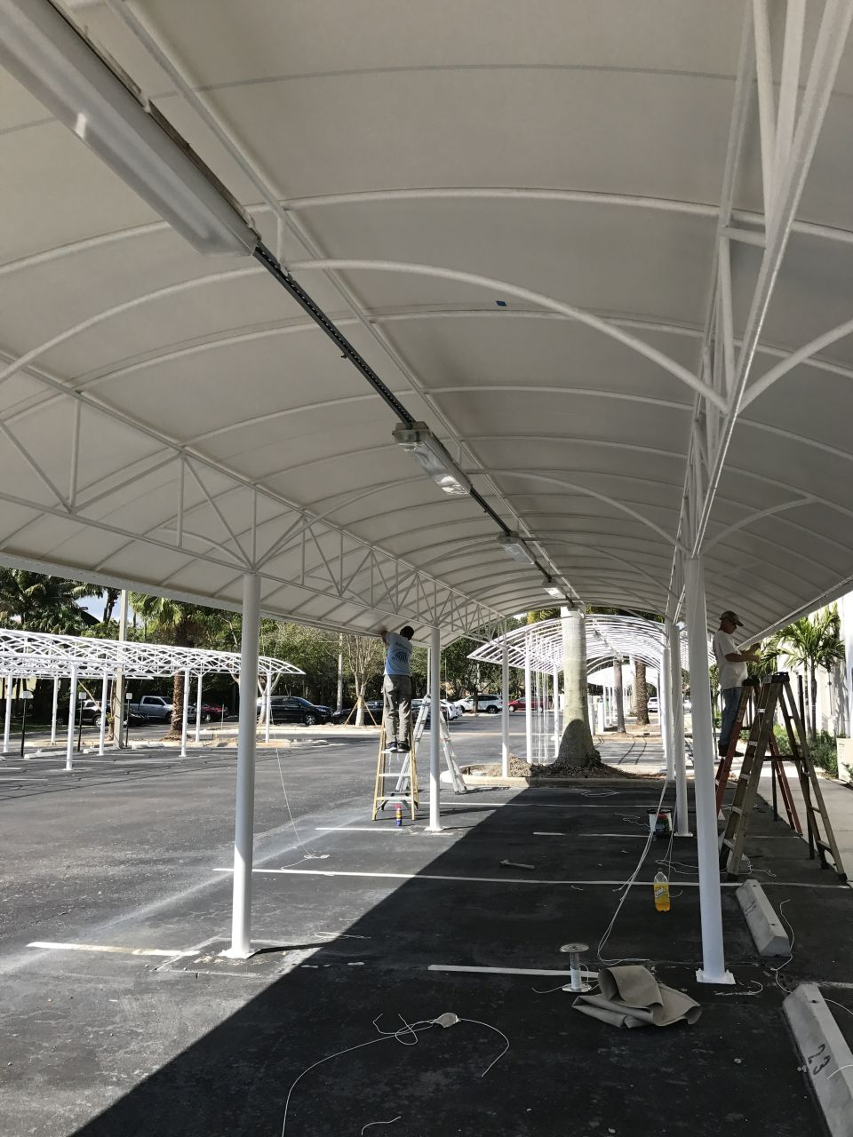 Round Marquee Awnings - Awning Contractors & Designers, Inc.